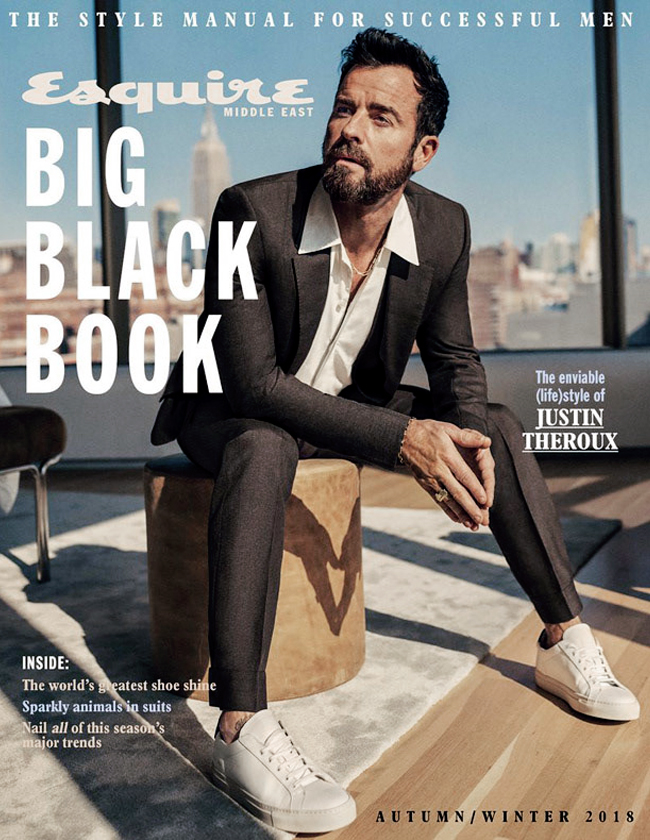 justin theroux esquire